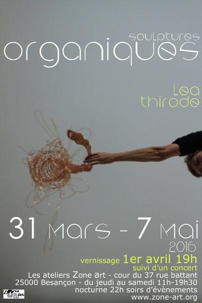 Sculptures organiques